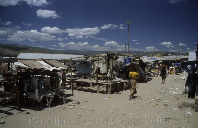 Mpulungu Markplatz