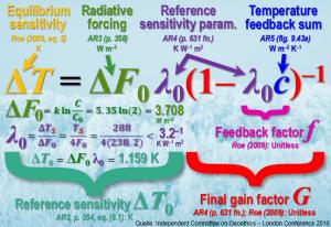 Temperaturformel